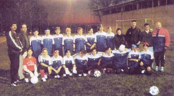 Frauen- Fu�??ball- Nationalmannschaft Afghanistans